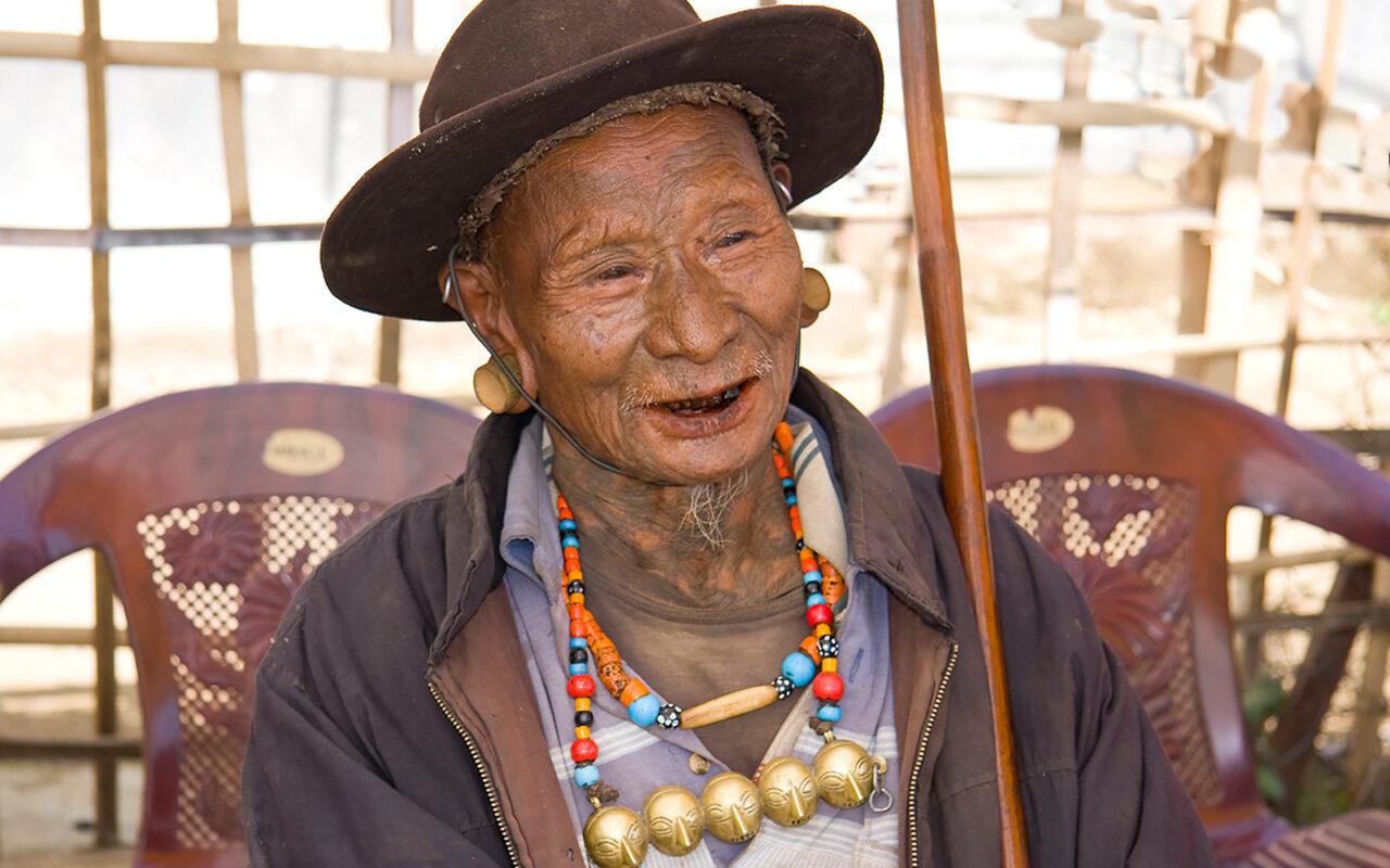 The Last Headhunters of Nagaland