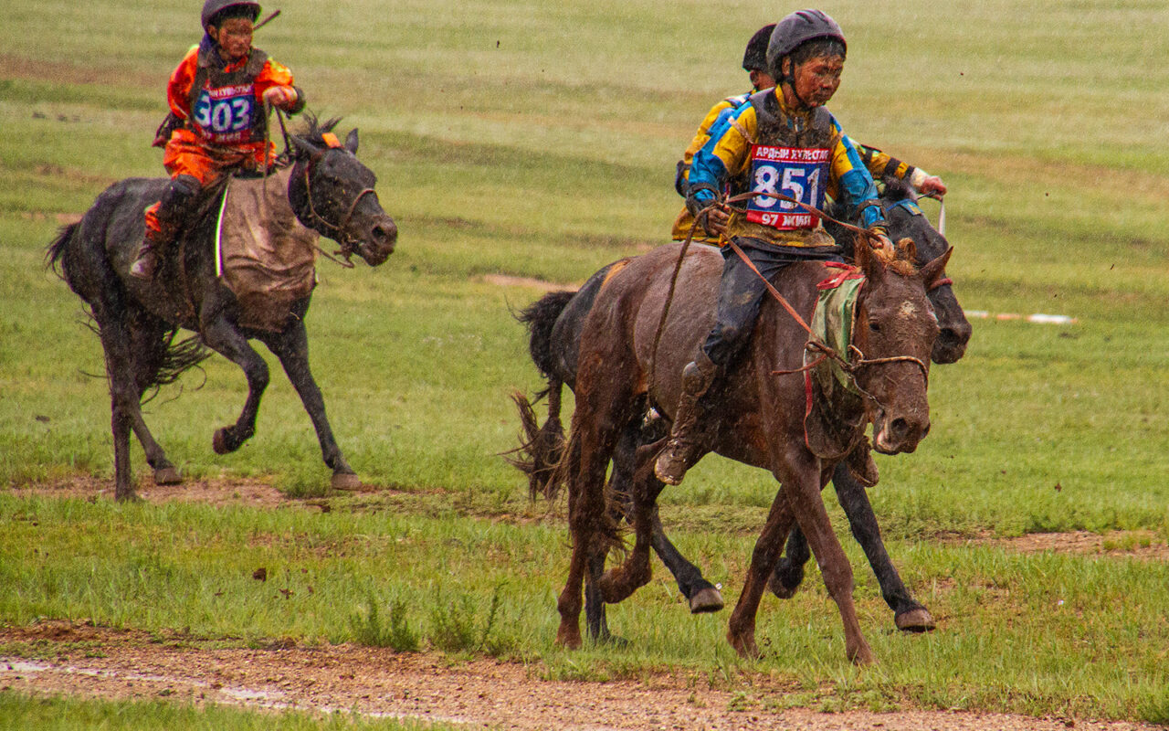 Mongolia: The Land of Blue Skies