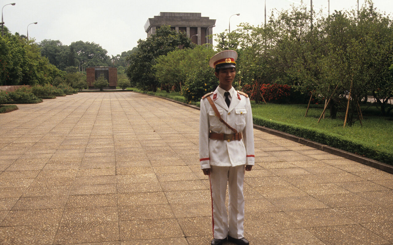 An Eerie Visit to Ho Chi Minh